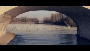 Farandole de cadeaux sur la Loire