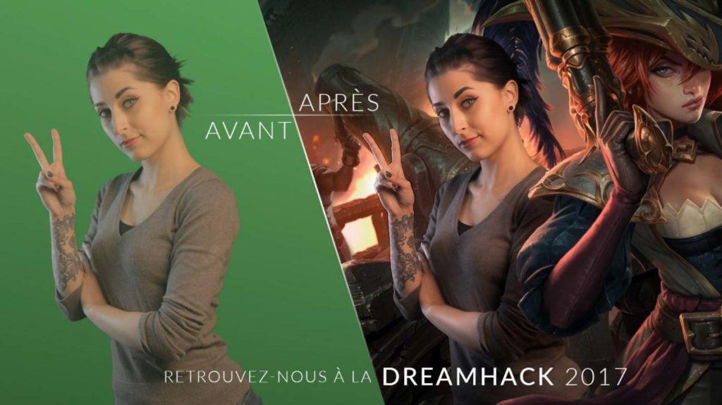 Dreamhack - Tronatic Studio - Article BLOG