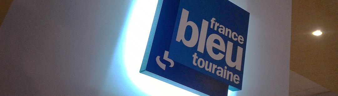 France Bleu Touraine Interview Atalow