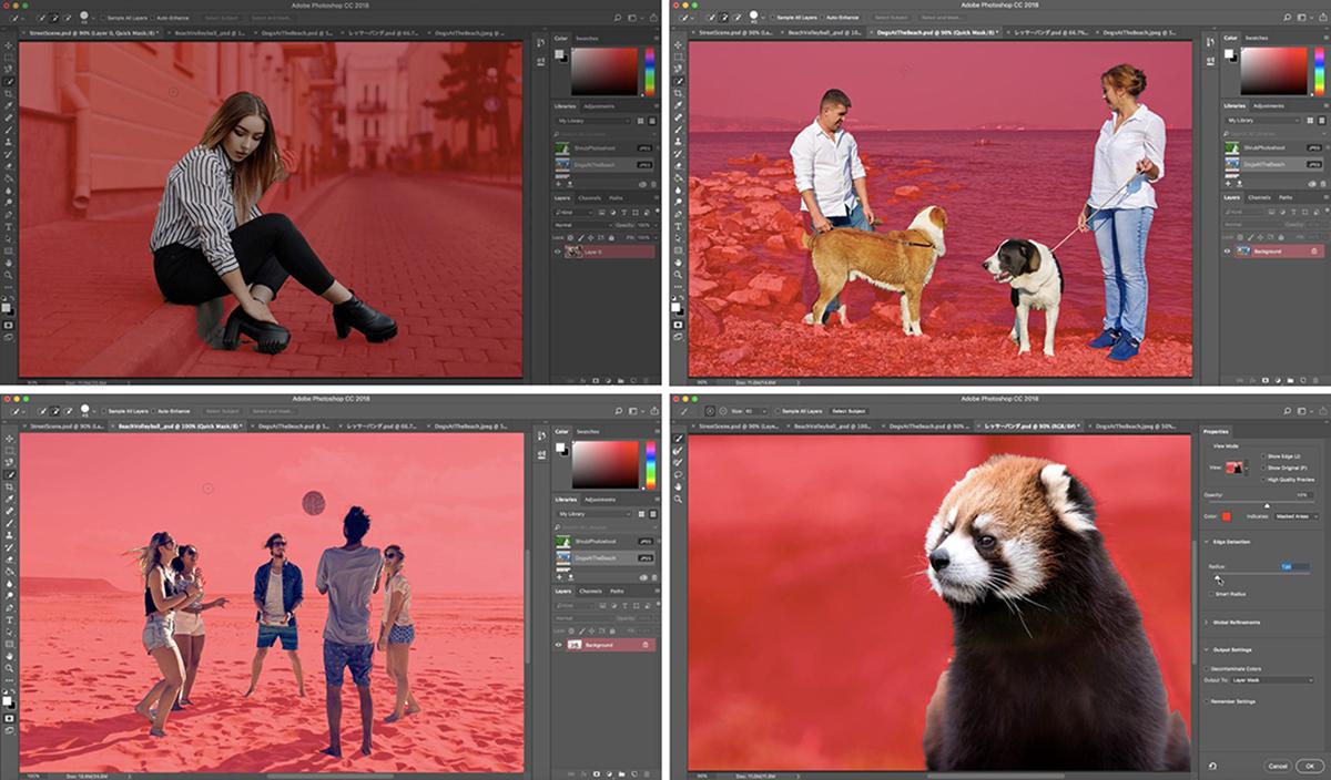 Detourage_photoshop_fond_vert