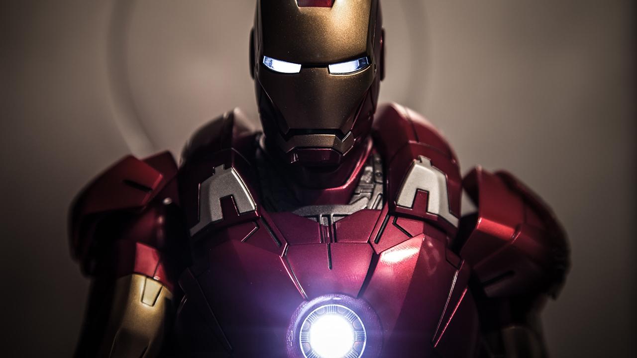 Costume du personnage Iron Man