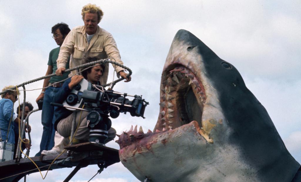Les effets spéciaux du film Dents de la mer réalisé par Steven Spielberg