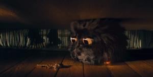 Le Petit Monstre sous canapé, clés