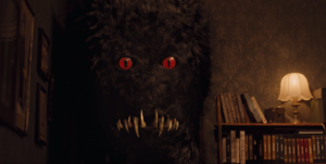 Le petit monstre - Gros monstre en colère livres lampes tableaux