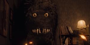 Le petit monstre - Gros monstre en colère