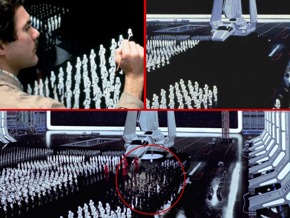 Matte Painting Star Wars