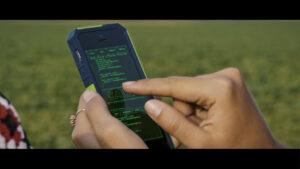 Téléphone portable vfx