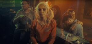 Scène tiré de la web série Deadfloor - Antoine Daniel - Clara Doxal - Julien Josselin - Tiphaine Daviot - Djena Tsimba