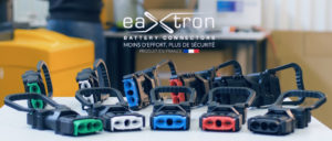 Eaxtron 8 connecteurs batteries
