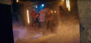 Scène provenant de la web série Deadfloor
