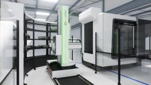 Machine Engineering Data - Animation 3D