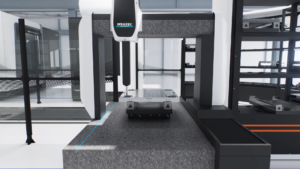 Machine Engineering Data robot EASYBOX L250