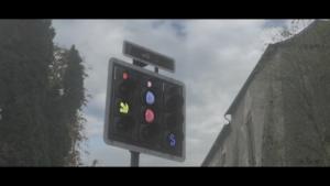 Panneau circulation, court-métrage, le roi des cons, flèches