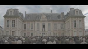 Le Roi Des Cons, court-métrage, château, publics, figurations