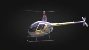 Le Roi Des Cons, court-métrage, hélicoptère