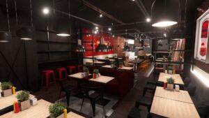 Visuels architecture 3D - 231 East Street | Tronatic Studio