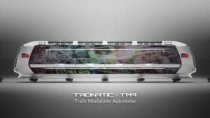 Train Modulaire Autonome