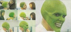 Makeup the mask au cinéma