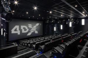 Salle 4DX