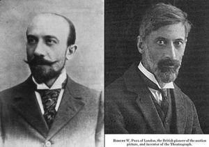 Georges Méliès et Robert W. Paul