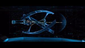 Vaisseau spatiale - Passengers