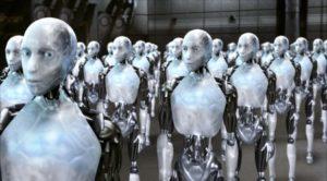 I, robot - film - Article Design