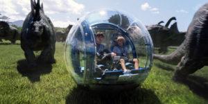Gyrosphère - Jurassic World - Article Design