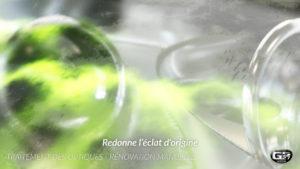 Optique réalisé effets spéciaux VFX pour entreprise GS27 - Avant produit