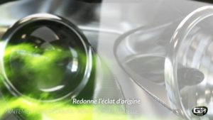 Optique réalisé effets spéciaux VFX pour entreprise GS27 - Après produit