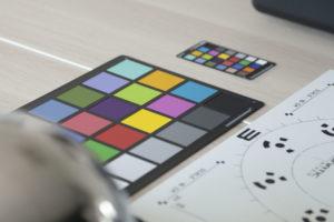 Charte MacBeth, très utile pour les prises de vue HDRI et l'utilisation des Light Probes