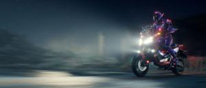 Gwardian on the Honda X-ADV